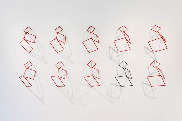 Frecuencia Geométrica Red/Black Edition