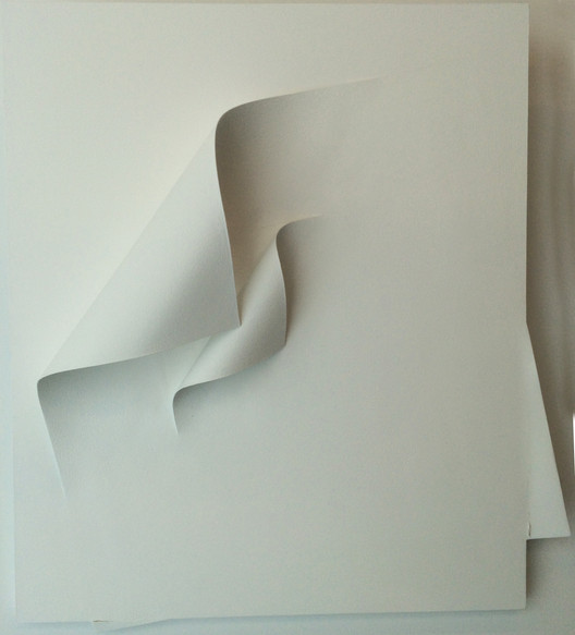 Superficie blanca LXXI - 2011