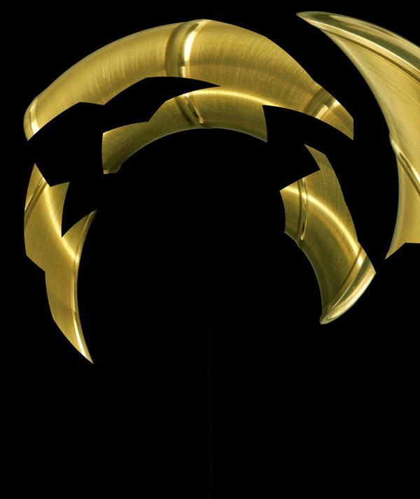 Dorado sobre negro 7 - 2015