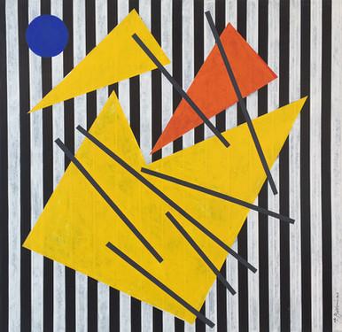Geometric Contrast No. 15 - 2016