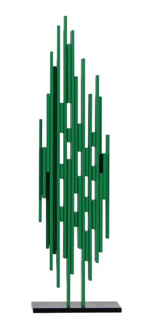 Impromptu Green. Series I - 2015