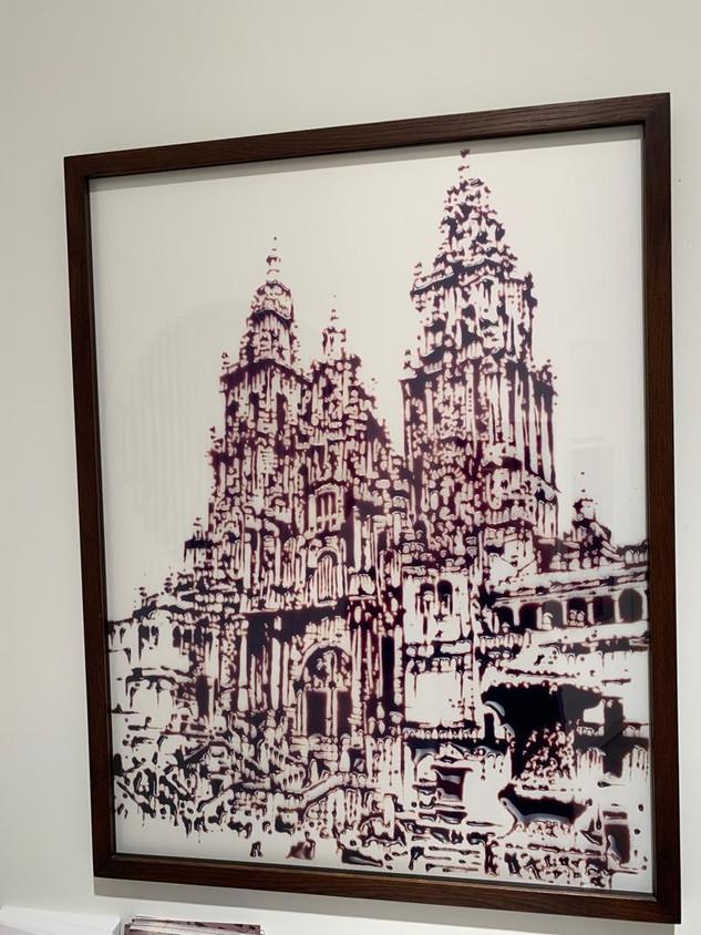 Cathedral de Santiago de Compostela - 20