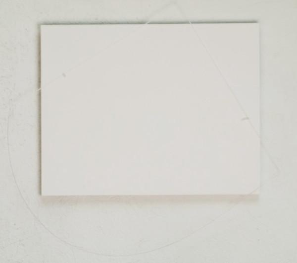 Superficie blanca LXIV - 2011