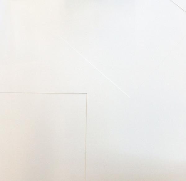 Superficie blanca LXXXIV - 2011