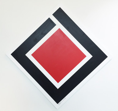 Geometric Contrast No. 8 - 2014