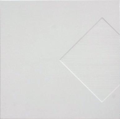 Superficie blanca LXXVII - 2011
