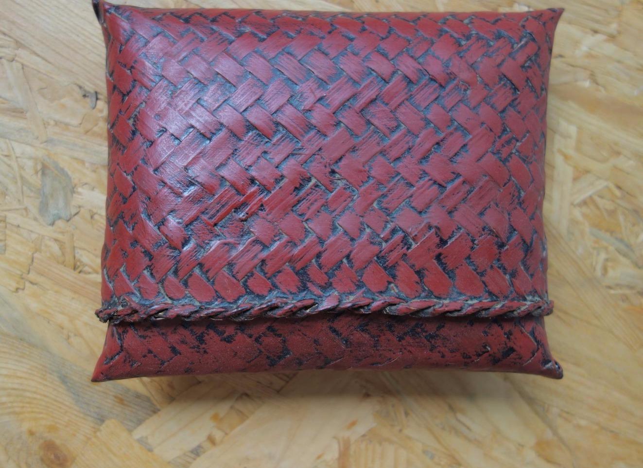 Lacquer Clutch Bag