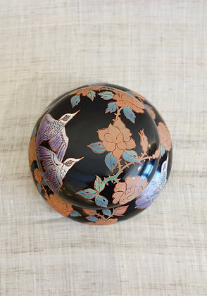 Peonies and Birds Japan box