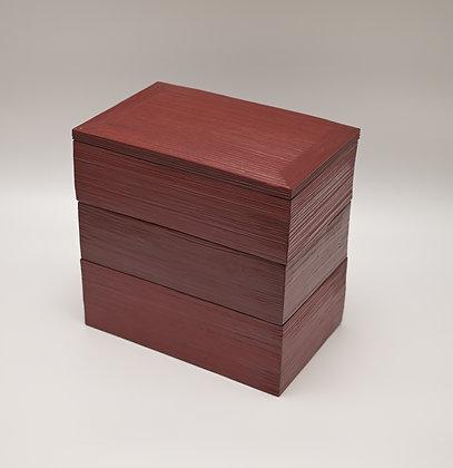 Three-stacked Wood Box Set