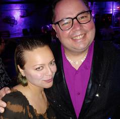 Brinna Wanlass and Stephen