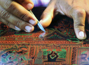 CRAFTING LIVE:Burmese Lacquer Making Live Demonstration by Bagan House & Experience Session 緬甸蒲甘