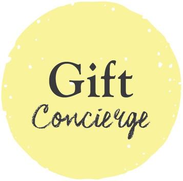Gift Concierge  禮賓服務