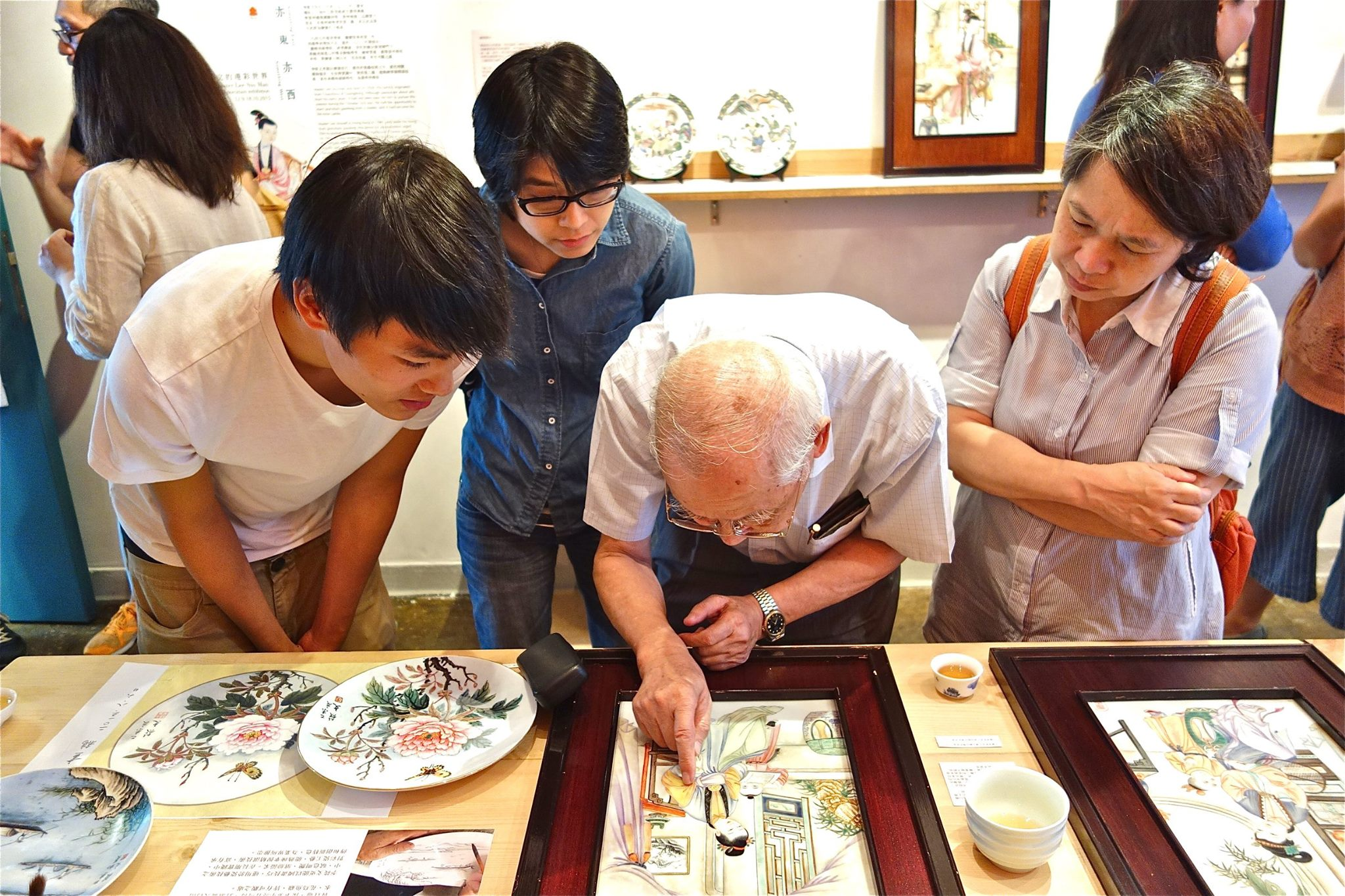 Master Lee Siu Man
