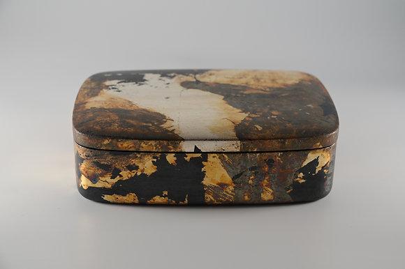 Rectangular Box - Gold