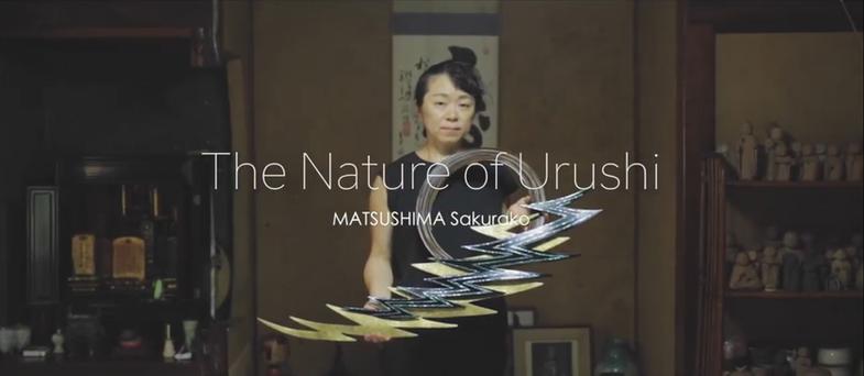 Sakurako Matsushima's lacquer creations first appearance in Hong Kong