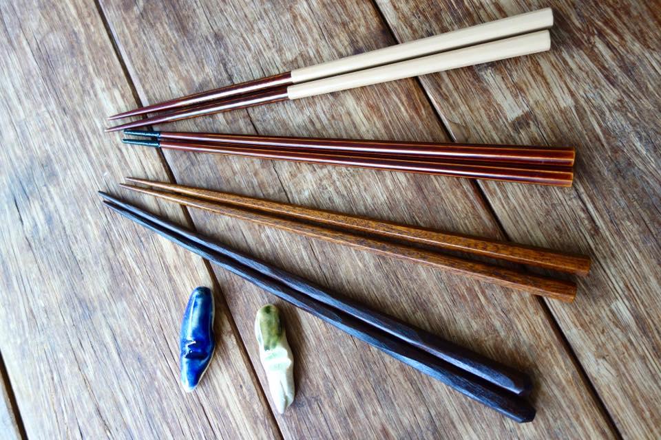Handcarved Lacquer Chopsticks