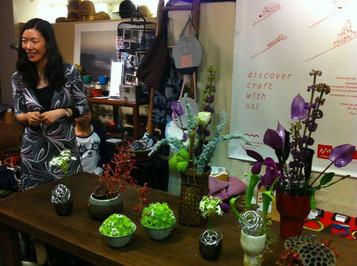 Botanical Design and Craft  花.作