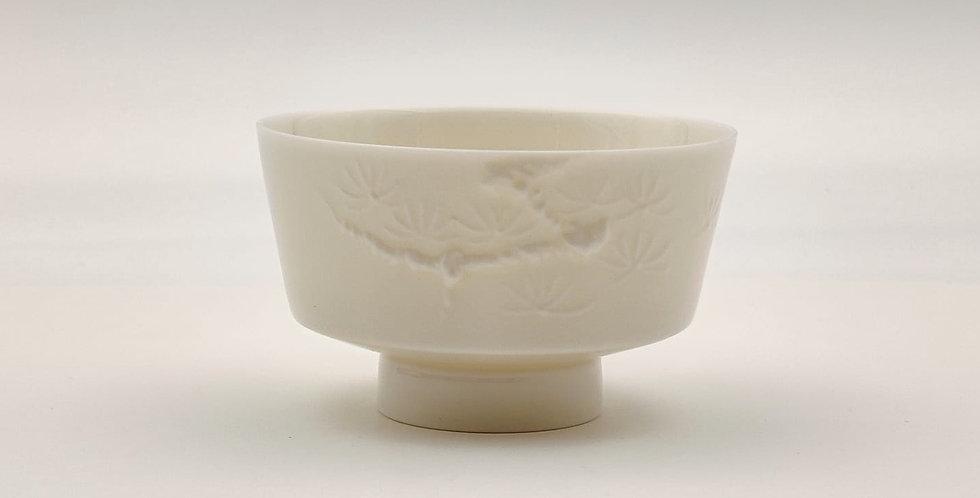 Dehua Pine-patterned Teacup