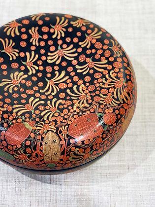 Deep Forest pumpkin box