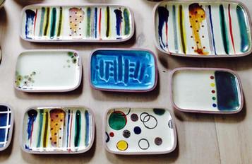 Glazing Workshop  體驗釉藥
