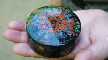 Metamorphosis: Transformation of Asian Lacquer