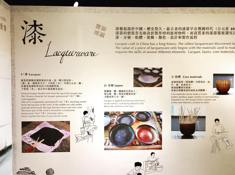 Exhibition on Art of Lacquer