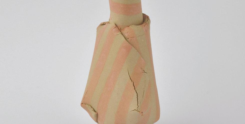 Stripped Vase by Anna Gleeson