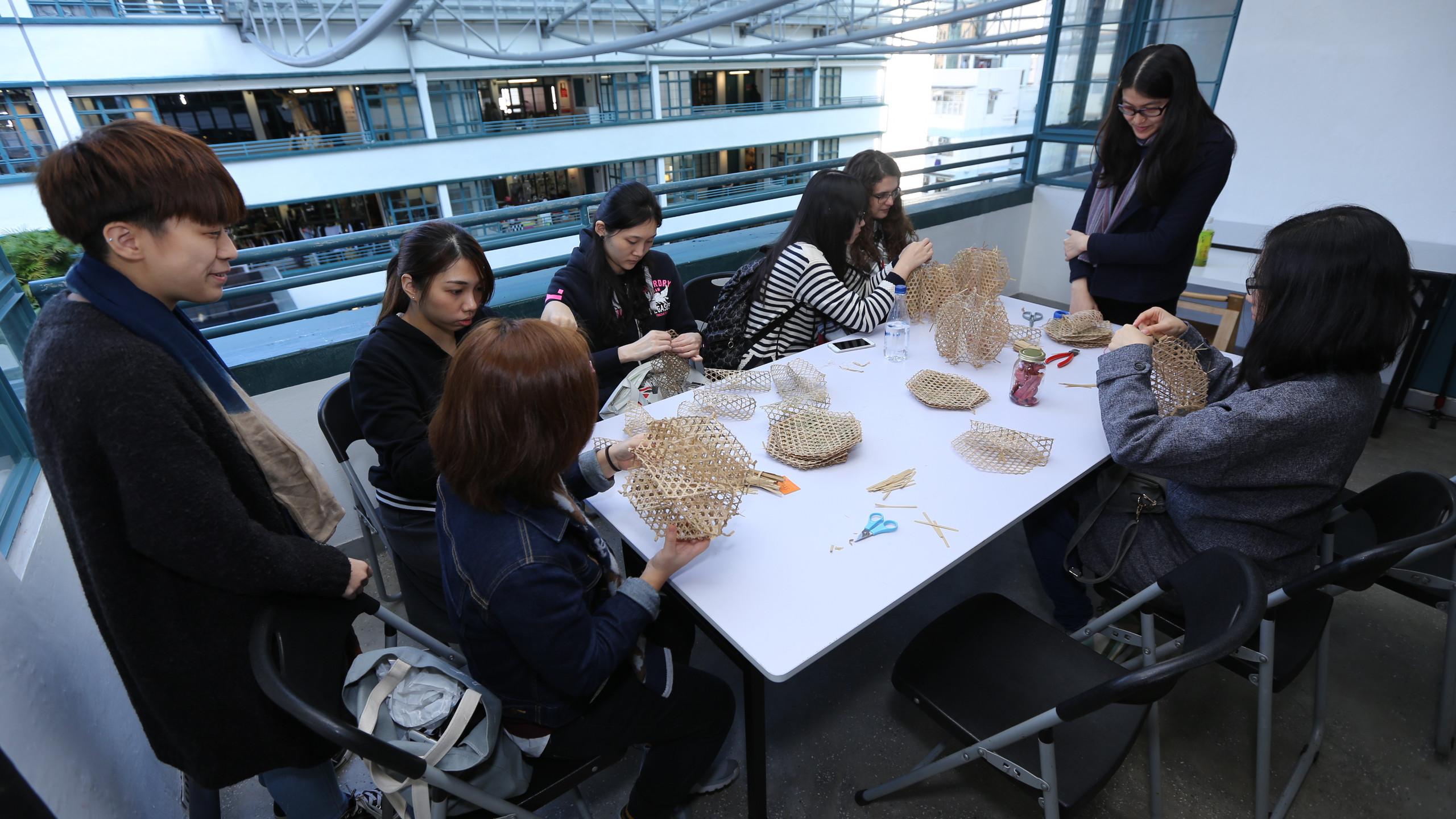 Bamboo Mat Workshops