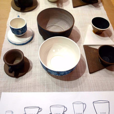 Ceramic Design Experiments
