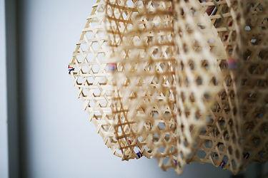 Bamboo lamp decor 竹藝燈飾.jpg