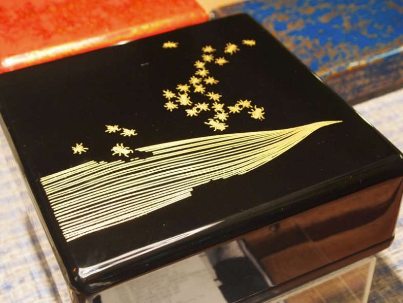 Master Chen Jie lacquerware pieces