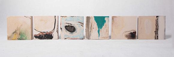 Last Spring (six panels)
