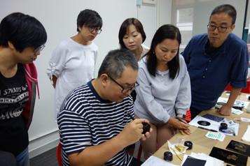 The Art of Lacquer Workshop: Chinkin 沈金漆藝工作坊