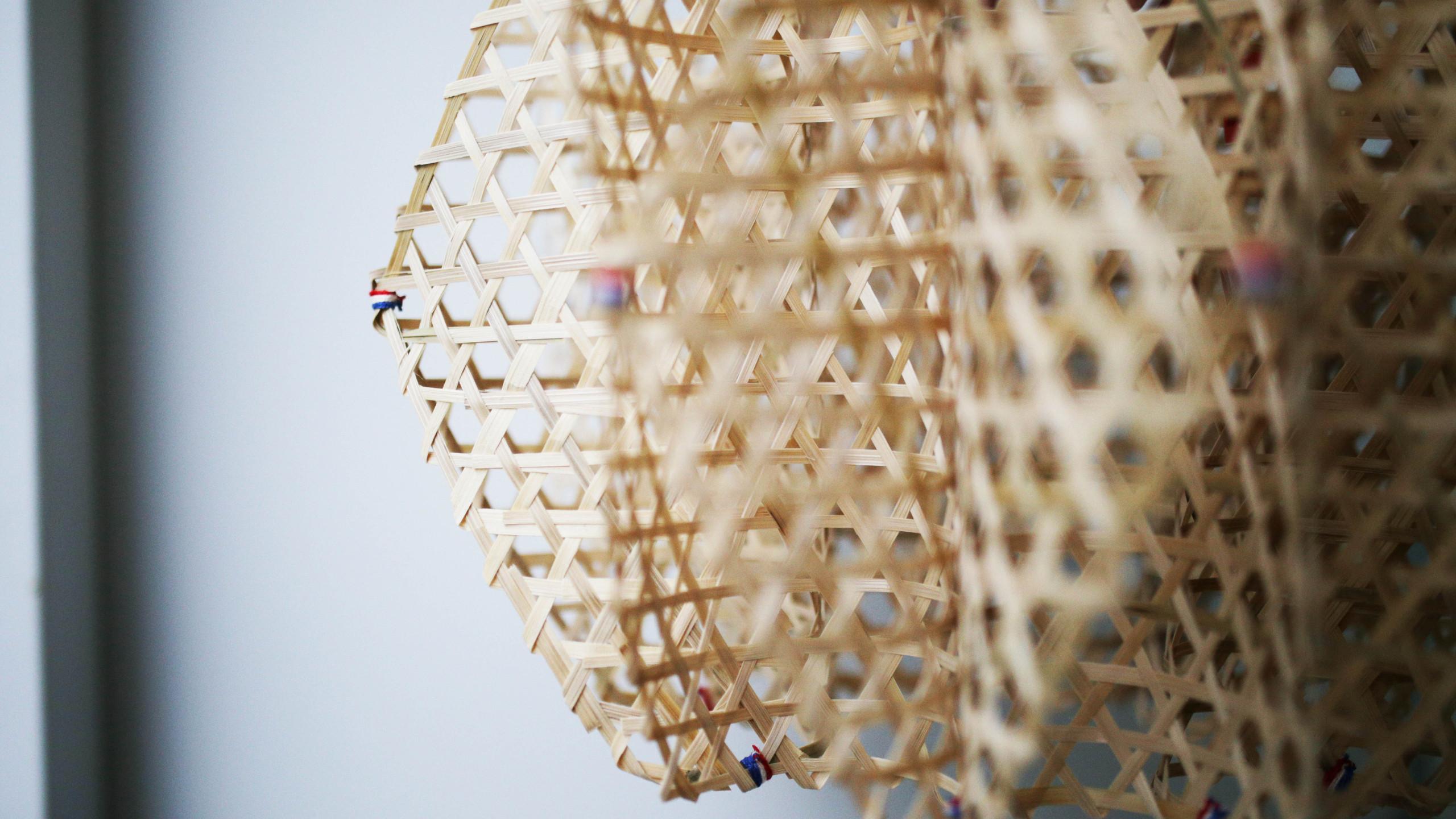 Bamboo decor 竹藝裝飾