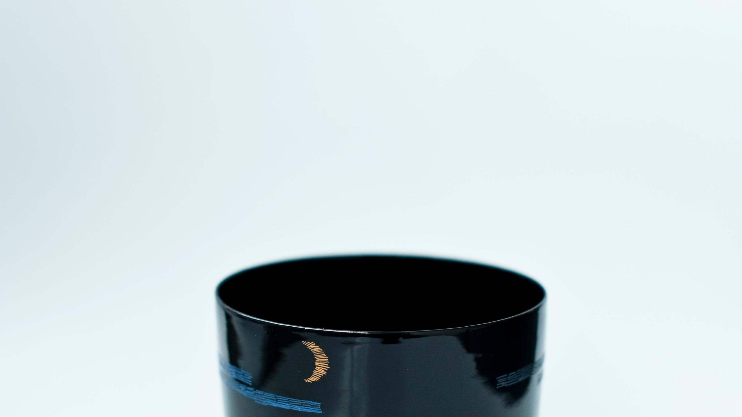 """""""Moon""""  Horse Hair Cup"""