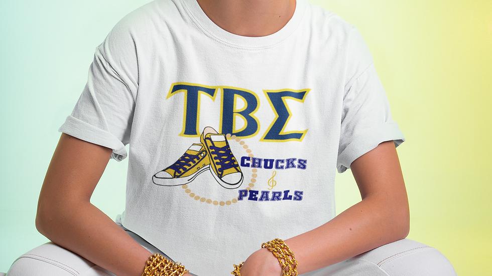 TBS Chucks & Pearls