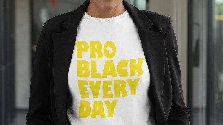 """""""Pro Black"""" Tee"""