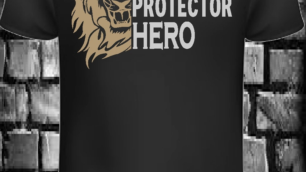 """""""Lion Protector"""" tees"""