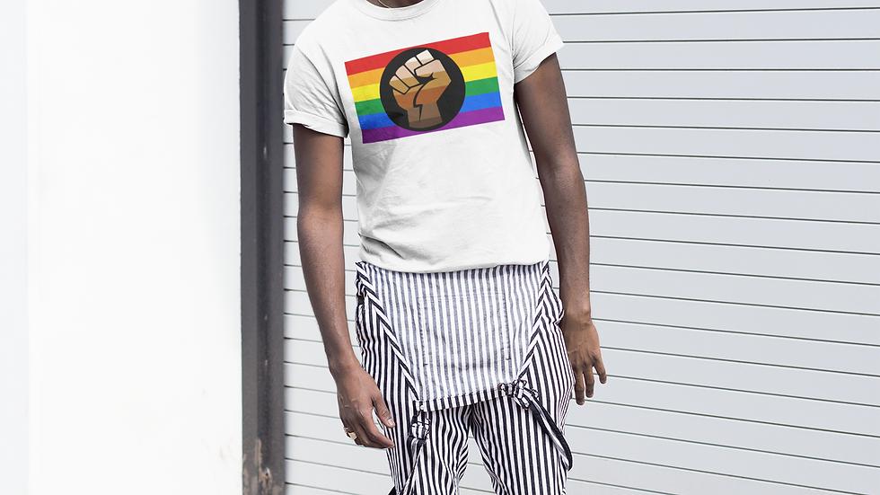 """""""BLM Pride Flag"""" tee"""