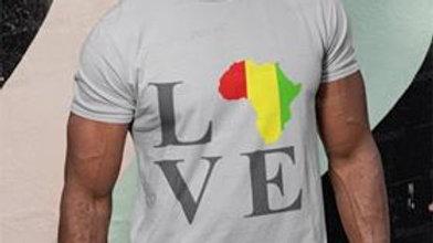 """""""Love Africa"""" tee"""