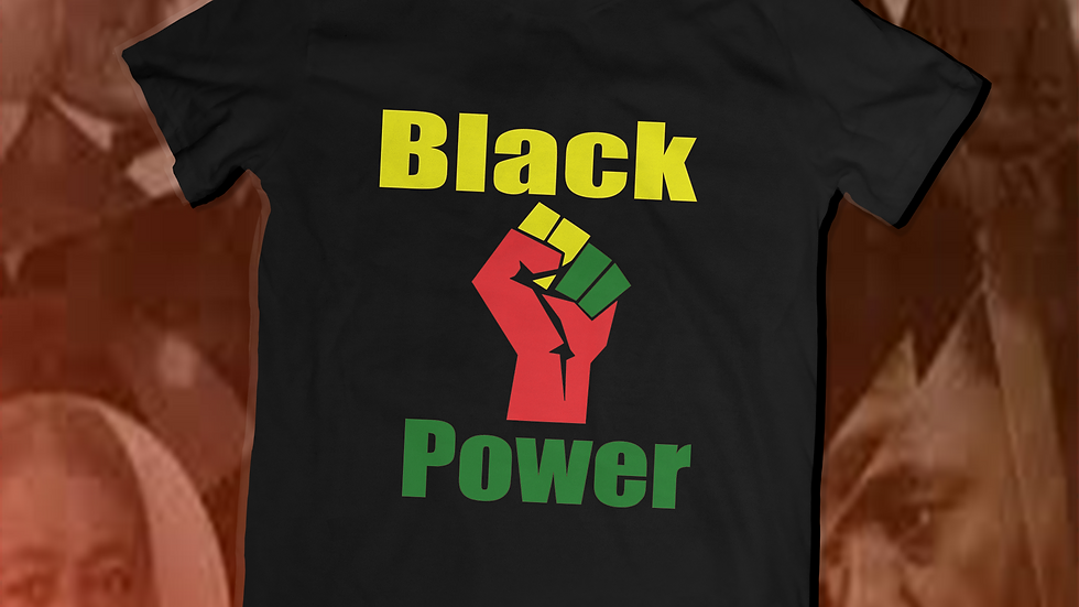 """Power"" tee"