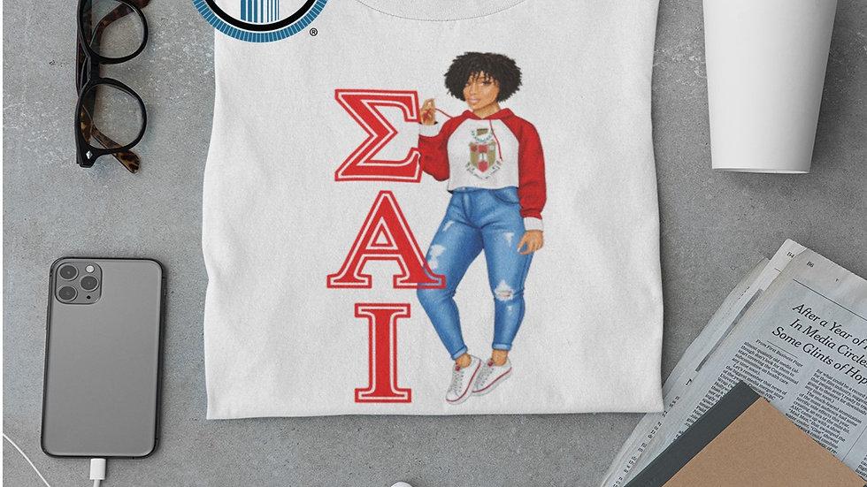 """""""SAI Diva"""" t-shirt"""