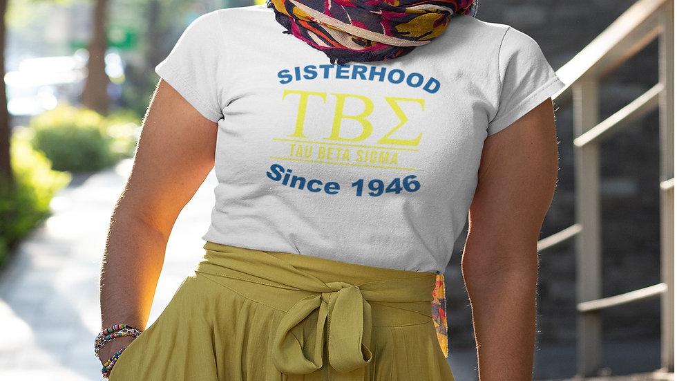 """""""TBS Sisterhood"""" t-shirt"""