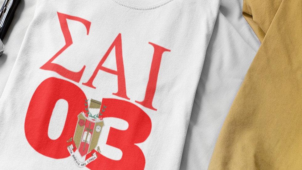 """Sigma Crest"" t-shirt"