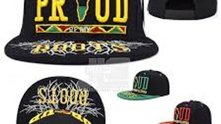 """Proud of my Roots"" Hat"