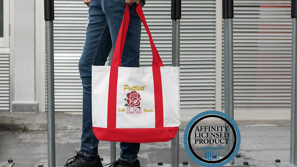 """Prettiest Rose"" Tote"