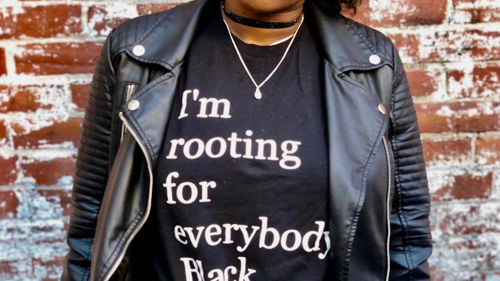 """I'm Rooting"" tee"