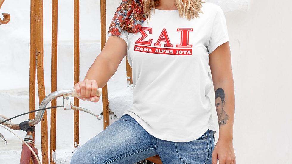 SAI bar t shirt