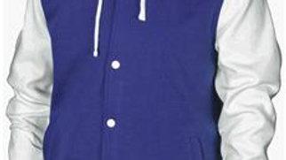 Customizable Letterman Jacket