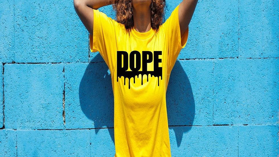 """""""Dope"""" tee"""